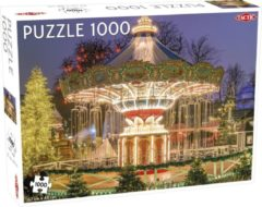 Tactic Puzzel Around the World Nothern Stars: Copenhagen Tivoli - 1000 stukjes