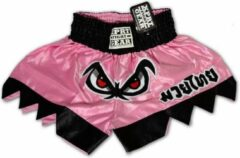 XPRT Fight Gear Kickbox broek No Fear Roze M