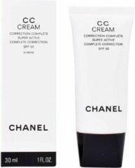 Chanel CC CREAM correction complete super active SPF50 #B20-beige