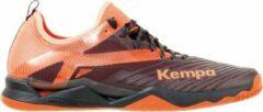 Kempa Wing Lite 2.0 - Zwart / Oranje - maat 44