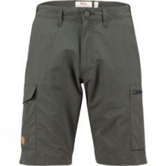 Fjällräven Travellers MT Shorts M – korte broek - heren - donker grijs