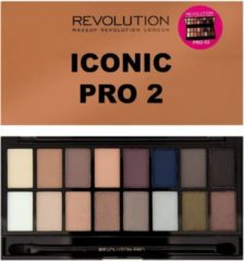 Jet Makeup Revolution Salvation Iconic Pro 2 - Oogschaduw Palet