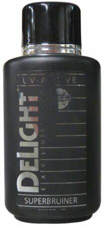 Afbeelding van Delight UV-Active Exclusive Superbruiner 250 ml - Zonnebankcrème