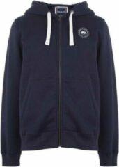 SoulCal - Sweater met Rits en Capuchon - Vest - Heren - Donkerblauw - M