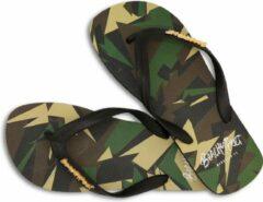 BeachyFeet slippers - Coastal Camo (maat 45/46)