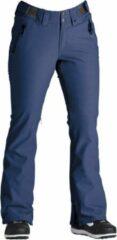 Blauwe Airblaster Stretch Curve Pant Navy-M