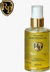 Robson Peluquero American Oil 60ml stralende glanz & optimale verzorging