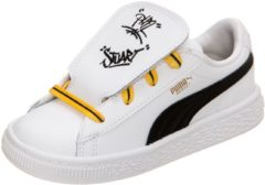 PUMA Sneaker »Minions X Puma Basket Tongue«
