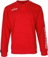 Spalding Team II Sweater - Rood | Maat: XL