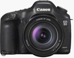 Zwarte Canon EOS 5D Mark II EF 24-105mm Kit