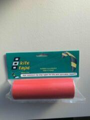 Psp Rood spinnaker tape 150mm x 2,5 mtr-Kite tape-Kite-Vlieger