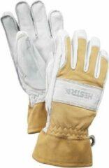 Hestra - Fält Guide Glove 5 Finger - Handschoenen maat 10, grijs/beige/wit
