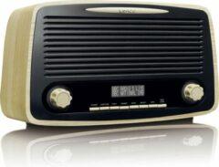 Lenco DAR-012 - DAB+ Tafelradio - Hout