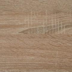 Bruine FMD Eettafel 110 cm eikenkleurig