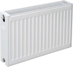 Witte Plieger paneelradiator compact type 22 600x400mm 702W wit 7340465