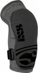 IXS - Flow Evo+ Elbow Pad - Beschermer maat S, grijs/zwart