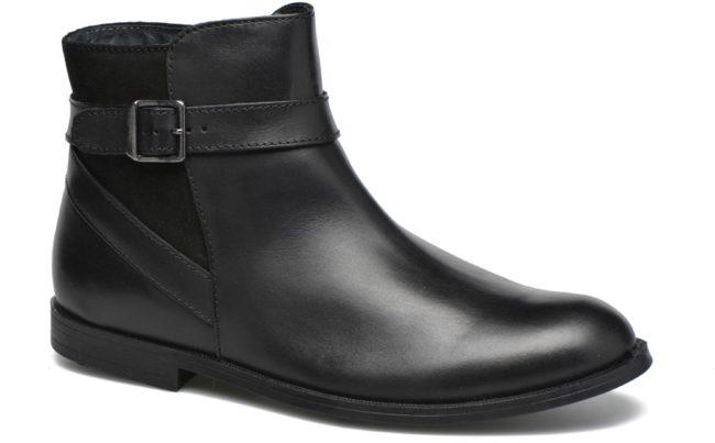 Afbeelding van Zwarte Boots en enkellaarsjes Imogen by Start Rite