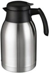 Bravilor Bonamat toebehoren koffiezetapparaat, RVS (RVS), RVS/zwart, toebehoren thermoskan, 2L