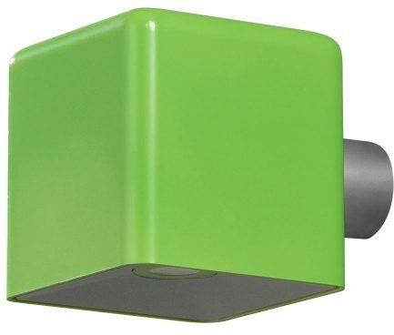 Afbeelding van Konstsmide Amalfi Nova 7681-600 Buiten LED-wandlamp Energielabel: LED (A++ - E) 3 W Warm-wit Groen