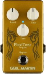 Carl Martin PlexiTone Lo-gain Single Channel Overdrive-Distortion Pedal