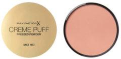 Huidskleurige Max Factor Crème Puff gezichtspoeder - 55 Candle Glow