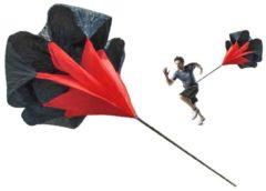 Tunturi Weerstand Parachute - Fitness Parachute - Fitness Parachute - Zwart