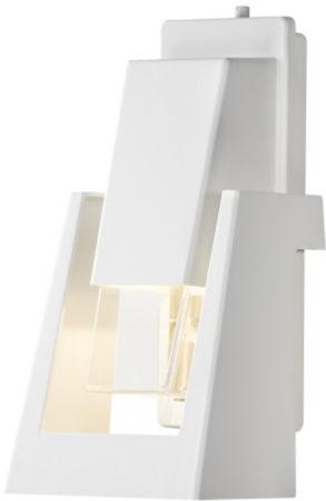 Afbeelding van Konstsmide Buitenlamp 'Potenza' Wandlamp, PowerLED 1 x 4W / 230V, kleur Wit