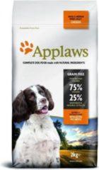 Applaws Dog Adult Small / Medium Chicken - 7.5 KG