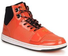 Oranje Hoge Sneakers Creative Recreation W CESARIO