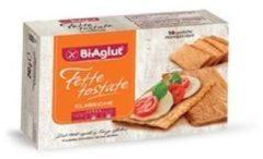 Heinz italia Biaglut fette tostate classiche 10 monoporzioni da 24 g