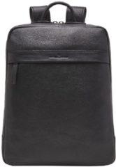Castelijn & Beerens Laptop schoudertas Onyx Bravo Backpack 15.6 Inch Zwart
