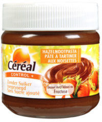 Cereal Céréal Hazelnootpasta Suikervrij (200g)