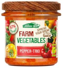 Allos Farm Vegetables Paprika Trio (135g)