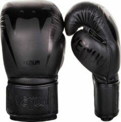 Venum (kick)bokshandschoenen Giant 3.0 Leder Zwart 10oz