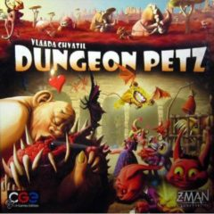Czech Games Edition Dungeon Petz - Bordspel