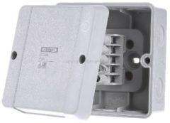 HENSEL DE 9345 - Kabelabzweigkasten 1,5-4qmm 3ph. 6qmm DE 9345, Aktionspreis