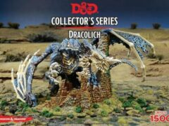 Gale Force Nine D&D Collector's Series: Dracolich