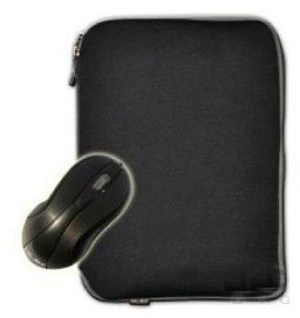 Immagine di Nilox borsa per notebook e mouse