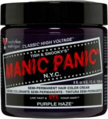 Paarse Manic Panic Classic Purple Haze - Haarverf