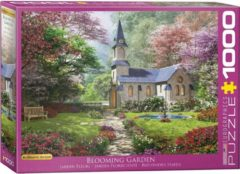 Eurographics puzzel Blooming Garden - Dominic Davison - 1000 stukjes
