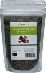 Puur Fit Puur&Fit Cacao Nibs Rauw Biologisch - 250 gram
