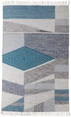 Orientteppich, »Modern Kelim«, Tom Tailor, rechteckig, Höhe 5 mm, handgewebt