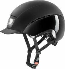 Zwarte Uvex - Ruiter cap - M/L