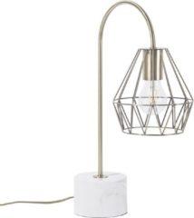 Beliani Mooni - Tafellamp - Metaal - goud - 35x35x50