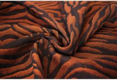 Oranje Yaro Tiger Black Orange -- 4.6m Maat 6