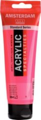 Royal Talens Standard tube 120 ml Reflexrose halftransparante acrylverf reflex rose