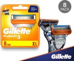 Gillette Fusion 5 Manual Scheermesjes 8 stuks