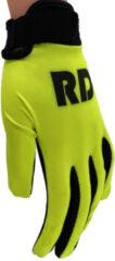 Gele RD Gloves RD Gloves fietshandschoenen