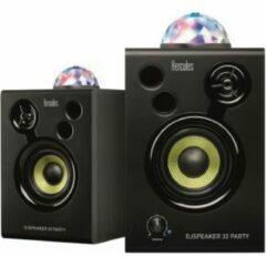 Hercules DJSpeaker 32 Party Actieve studio monitor 7.6 cm 3 inch 30 W 1 paar