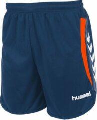 Blauwe Hummel Odense Shorts Sportbroek Heren - Maat M